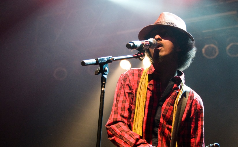 K'naan – Is Anybody OutThere?