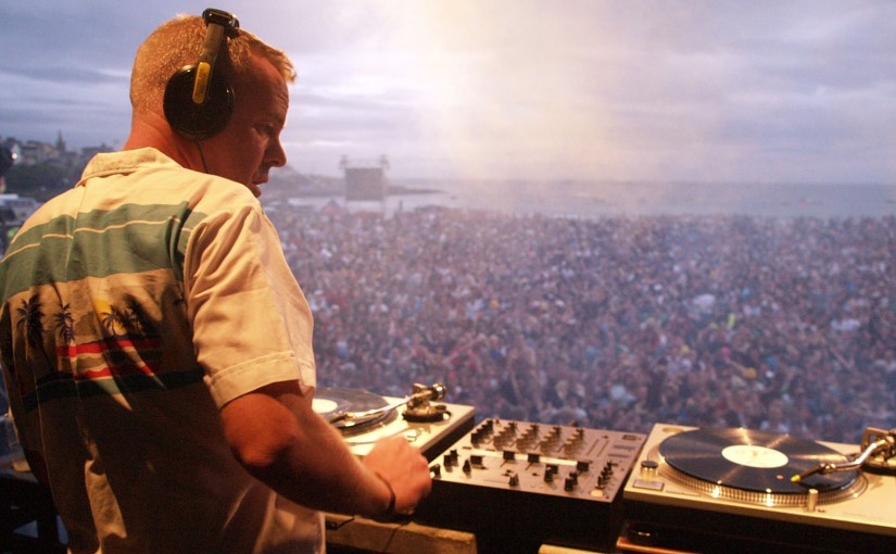 Fatboy Slim – Eat Sleep Rave Repeat