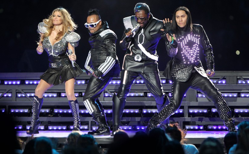 The Black Eyed Peas –#WHEREISTHELOVE