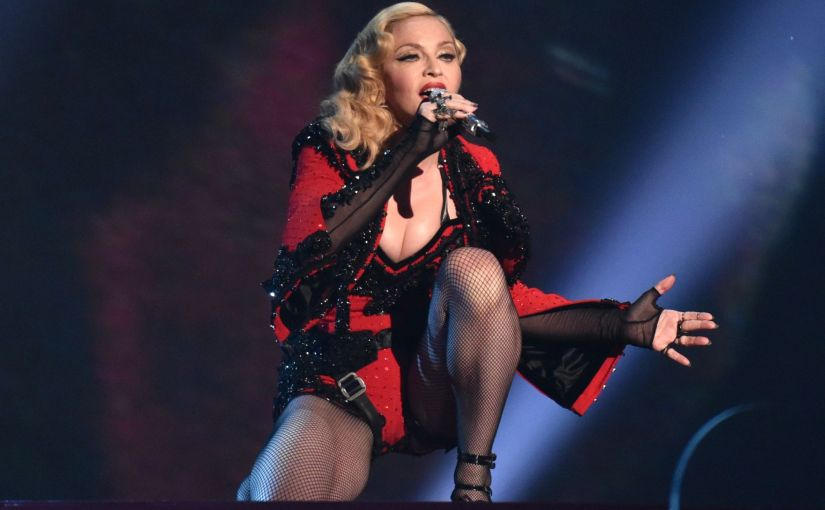 Madonna – Give Me All YourLuvin'