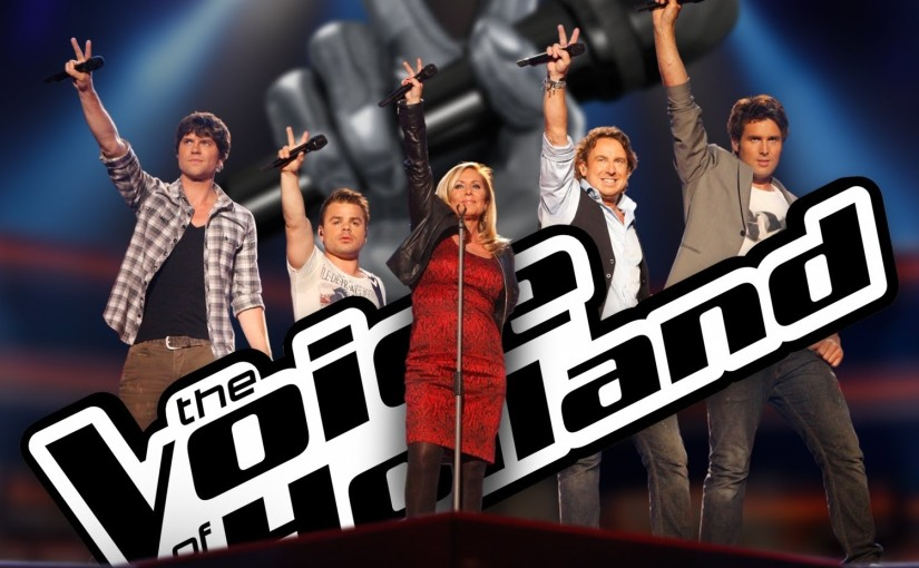 The Voice Of Holland – One ThousandVoices