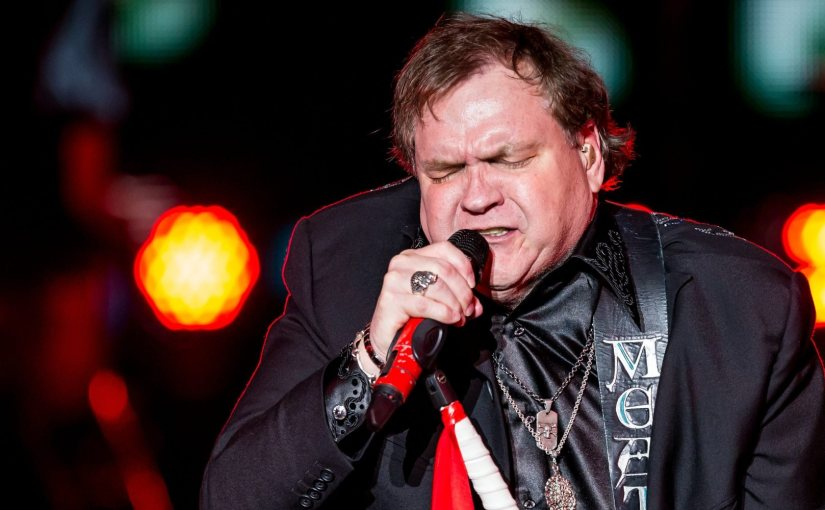 Meat Loaf – You Took The Words Right Out Of MyMouth