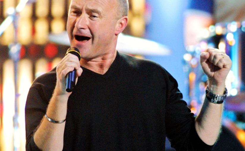 Phil Collins – Easy Lover